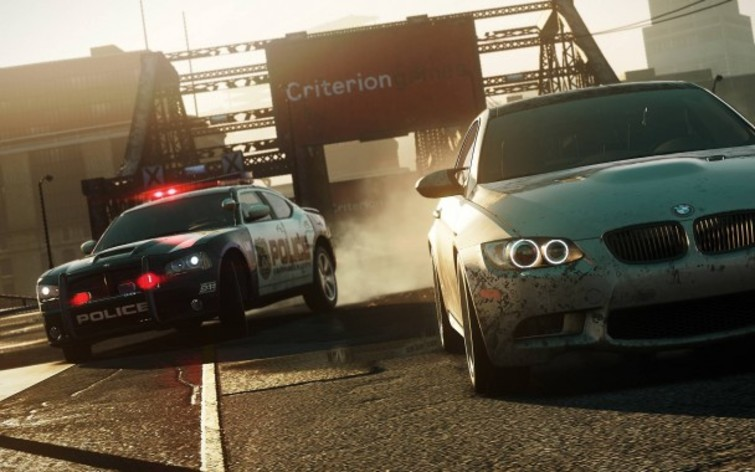 Screenshot 8 - Need for Speed Most Wanted
