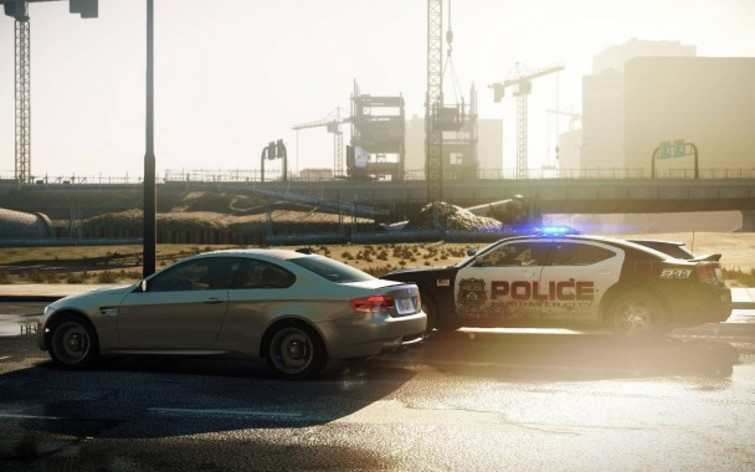 Screenshot 5 - Need for Speed Most Wanted