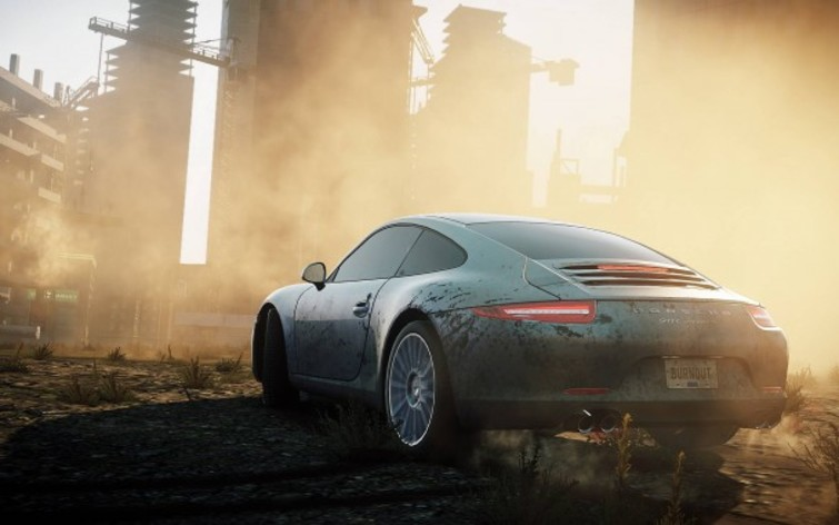 Screenshot 7 - Need for Speed Most Wanted