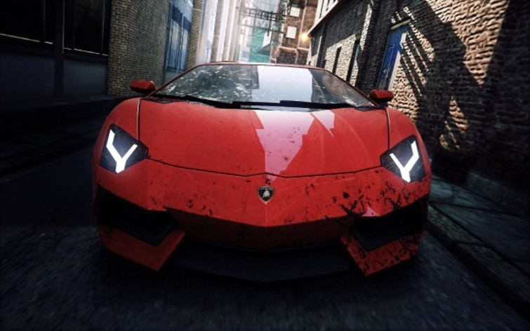 Screenshot 3 - Need for Speed Most Wanted