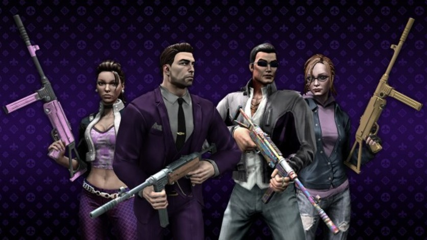 Screenshot 2 - Saints Row IV - Brady Games Pack