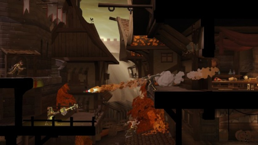 Screenshot 3 - The Showdown Effect
