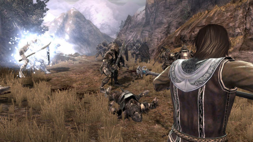 Screenshot 3 - Lord of the Rings: War in the North