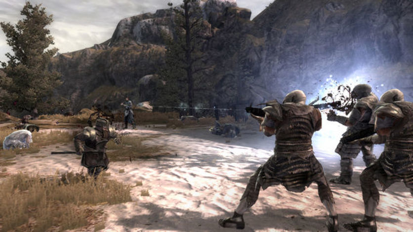 Screenshot 12 - Lord of the Rings: War in the North