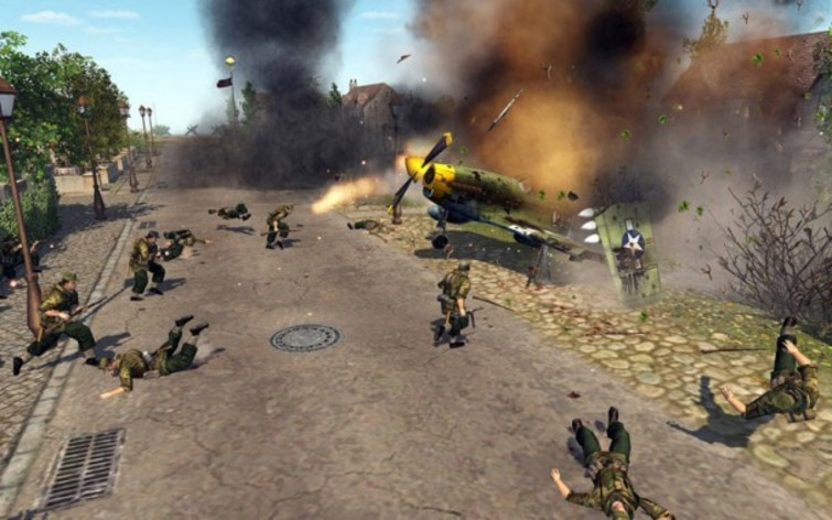Screenshot 2 - Men of War: Assault Squad