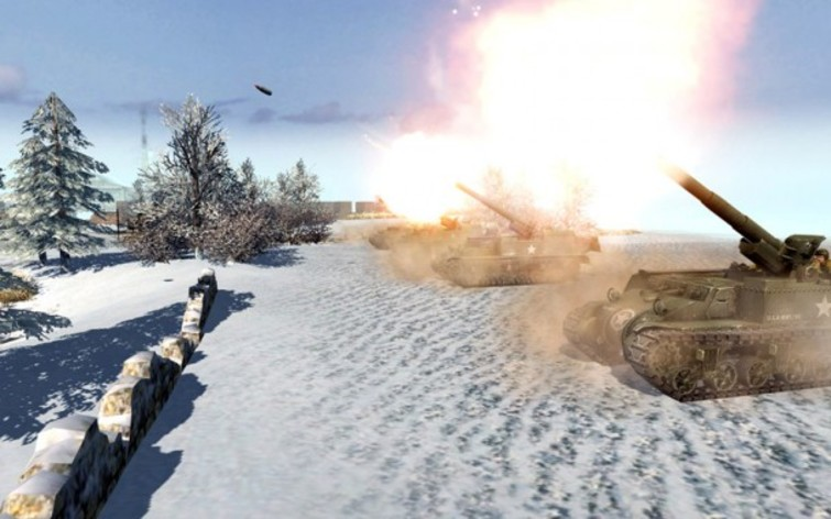 Screenshot 8 - Men of War: Assault Squad