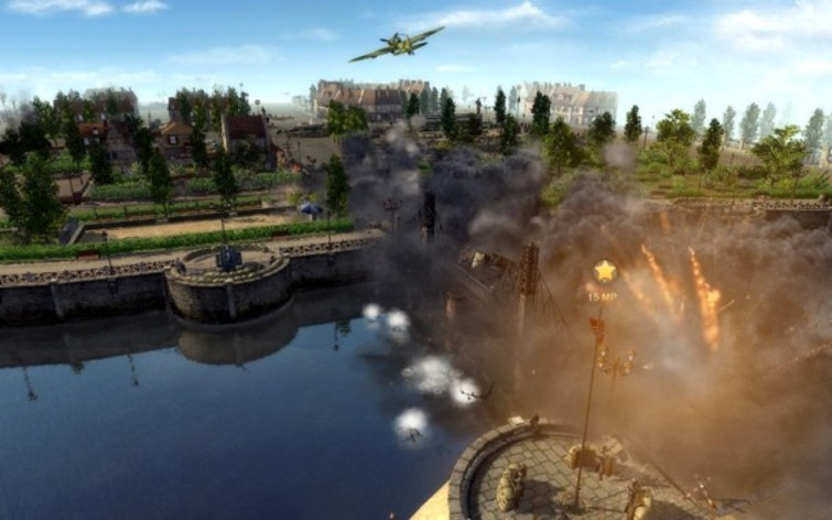 Screenshot 4 - Men of War: Assault Squad