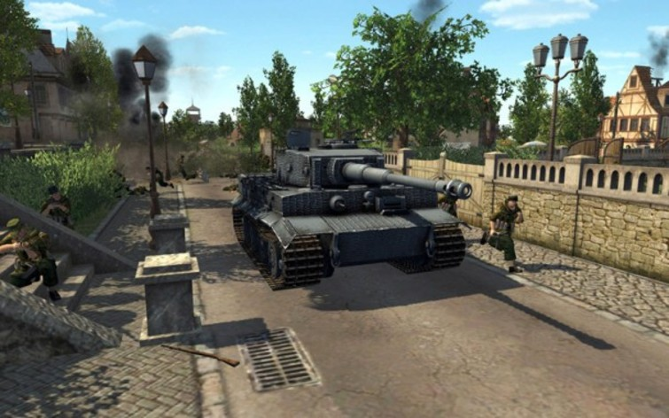 Screenshot 3 - Men of War: Assault Squad