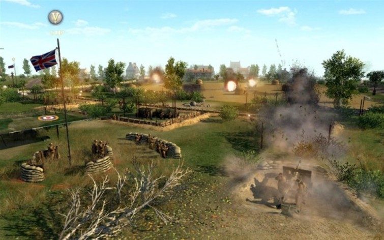 Screenshot 5 - Men of War: Assault Squad