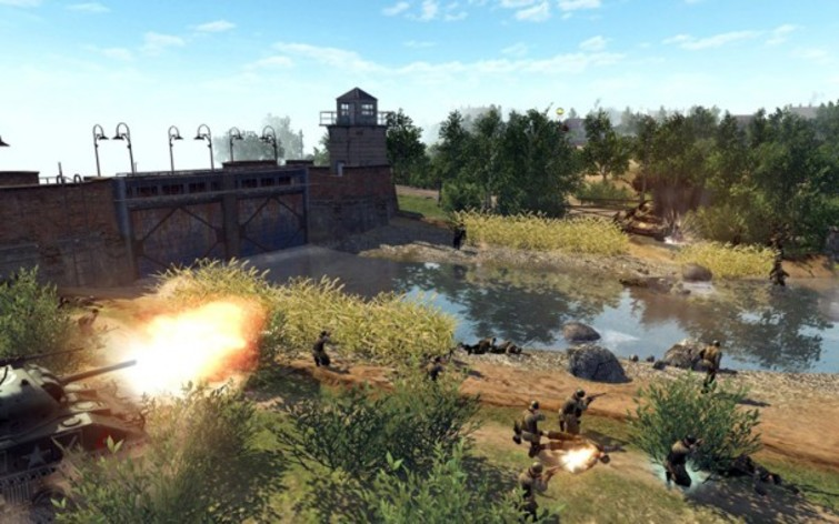 Screenshot 11 - Men of War: Assault Squad
