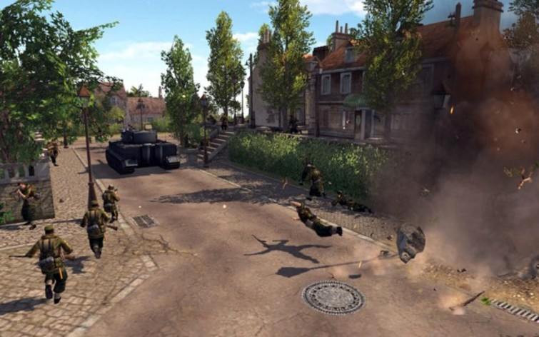 Screenshot 10 - Men of War: Assault Squad