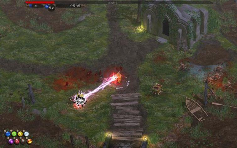 Screenshot 7 - Magicka: Marshlands