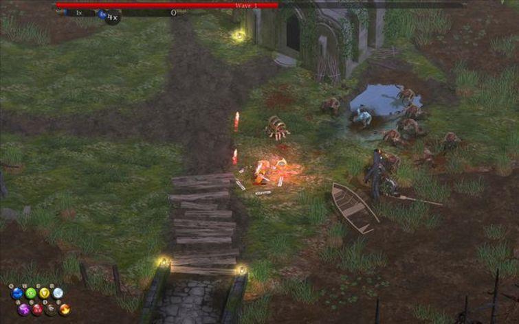 Screenshot 4 - Magicka: Marshlands