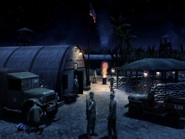 Screenshot 4 - Men of War Vietnam Special Edition