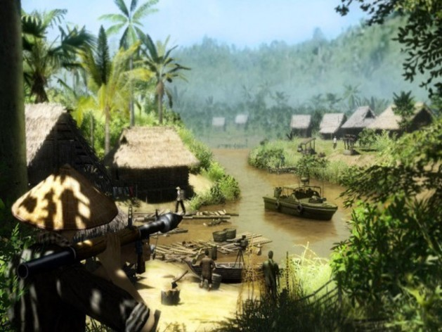 Screenshot 5 - Men of War Vietnam Special Edition