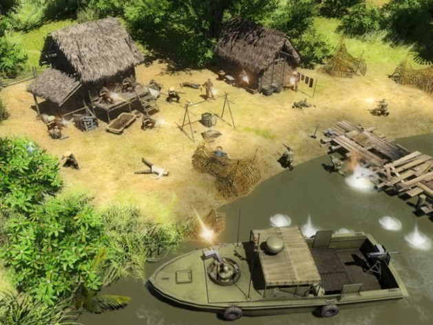 Screenshot 7 - Men of War Vietnam Special Edition