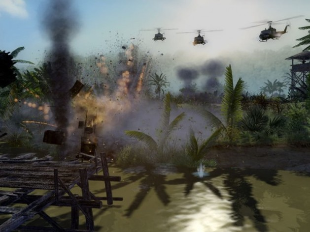 Screenshot 3 - Men of War Vietnam Special Edition