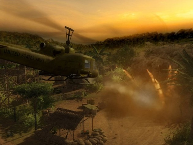 Screenshot 6 - Men of War Vietnam Special Edition