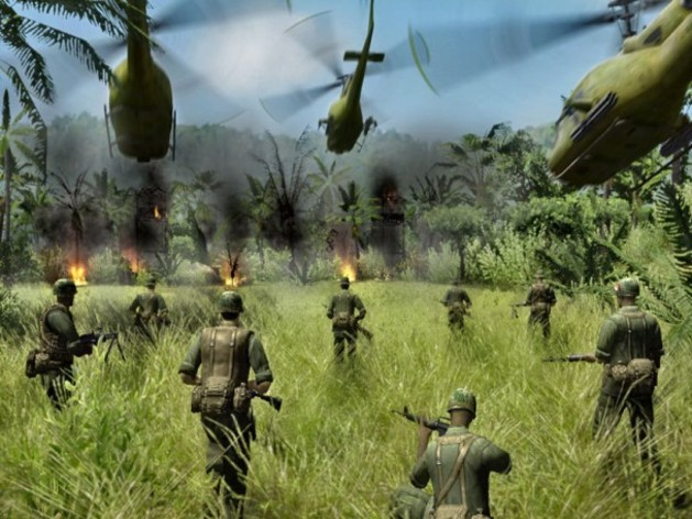 Screenshot 2 - Men of War Vietnam Special Edition
