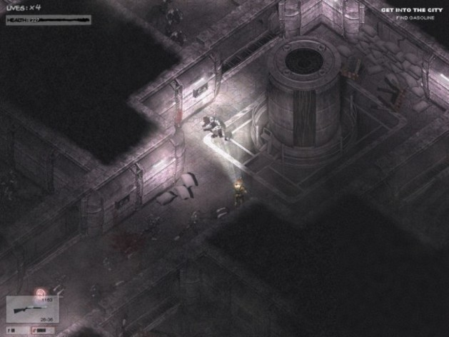 Screenshot 5 - Zombie Shooter 2