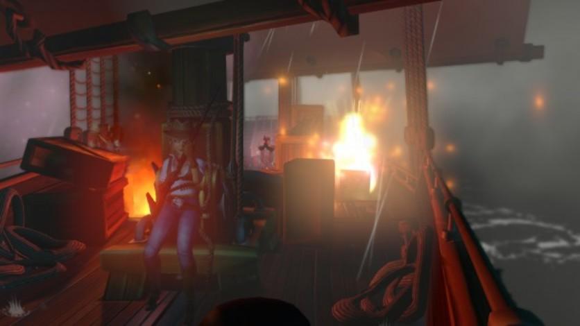 Screenshot 7 - Jack Keane 2 - The Fire Within
