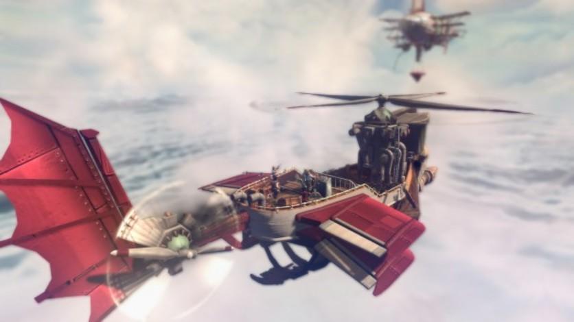 Screenshot 3 - Jack Keane 2 - The Fire Within