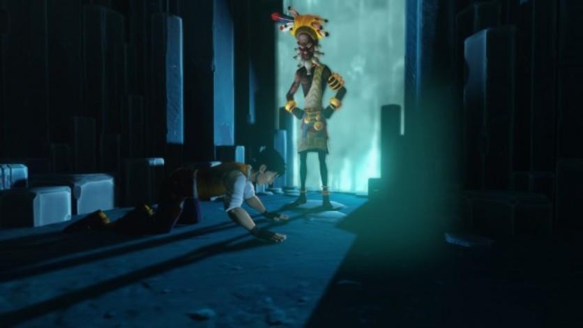Screenshot 8 - Jack Keane 2 - The Fire Within