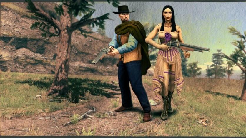 Screenshot 1 - Saints Row IV - Wild West Pack