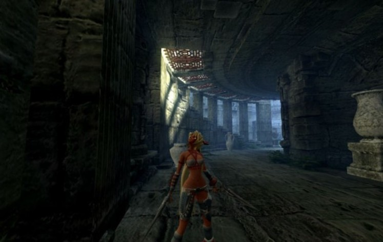 Screenshot 8 - X-Blades