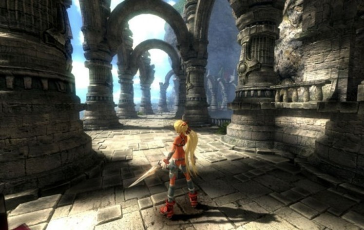 Screenshot 3 - X-Blades