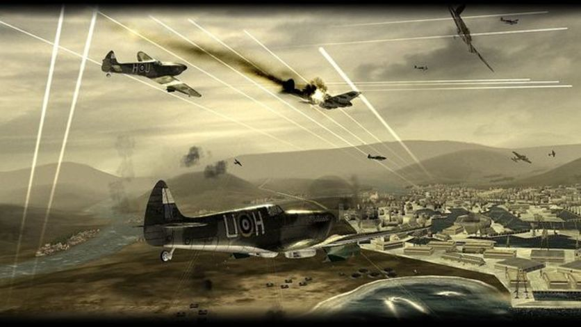 Screenshot 4 - Blazing Angels: Squadrons of WWII