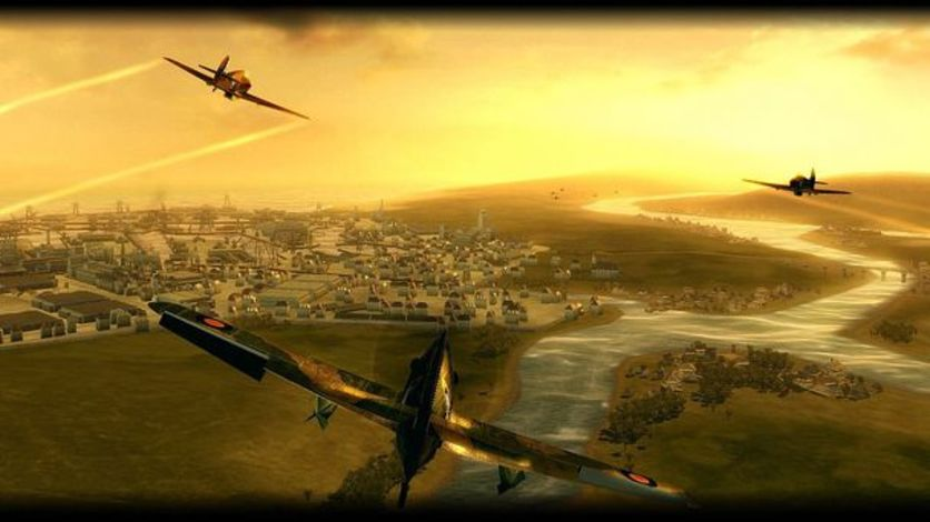 Screenshot 1 - Blazing Angels: Squadrons of WWII