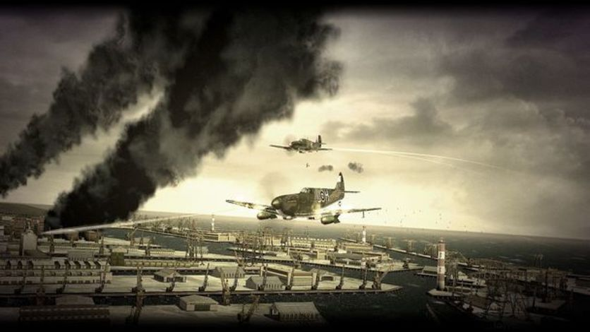 Screenshot 2 - Blazing Angels: Squadrons of WWII
