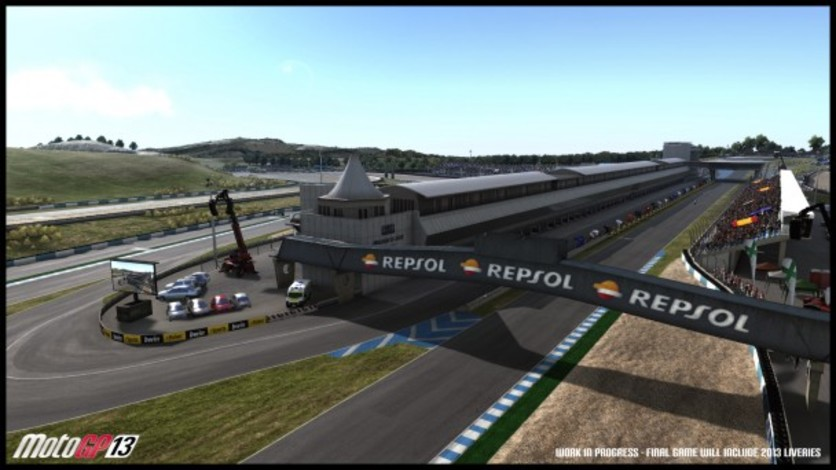 Screenshot 13 - MotoGP 13