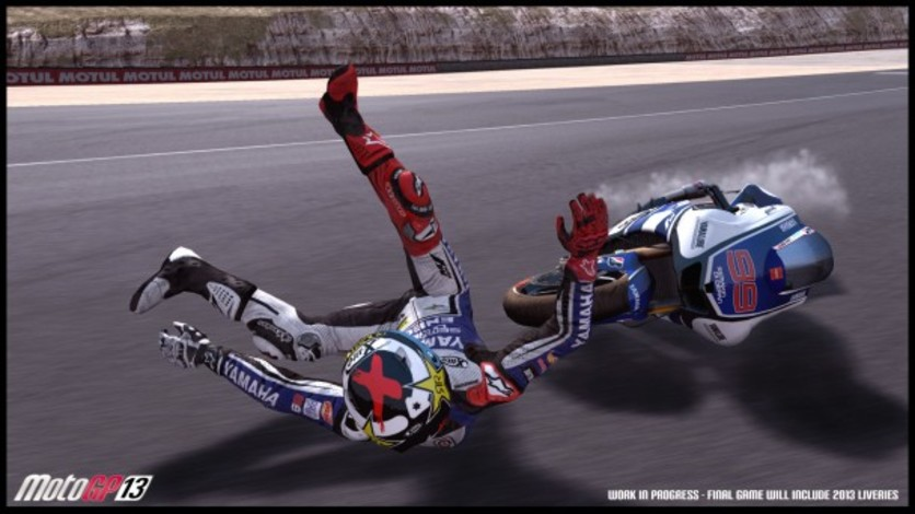 Screenshot 3 - MotoGP 13