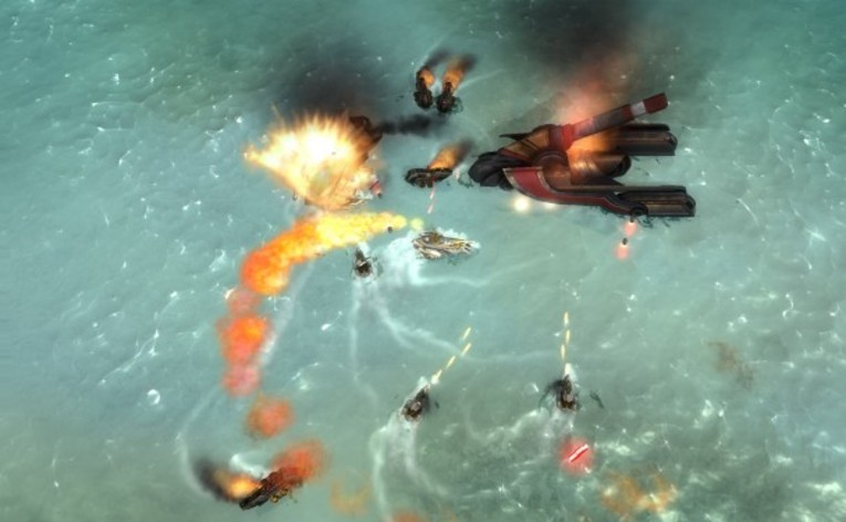 Screenshot 10 - Naval Warfare