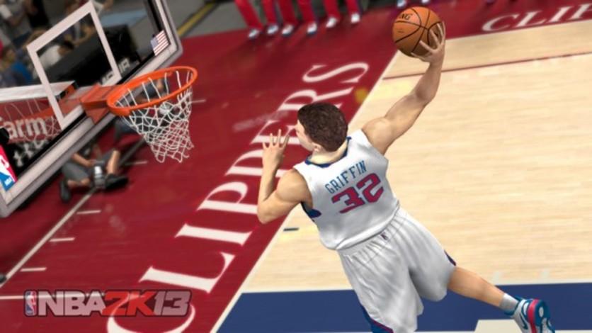 Screenshot 4 - NBA 2K13