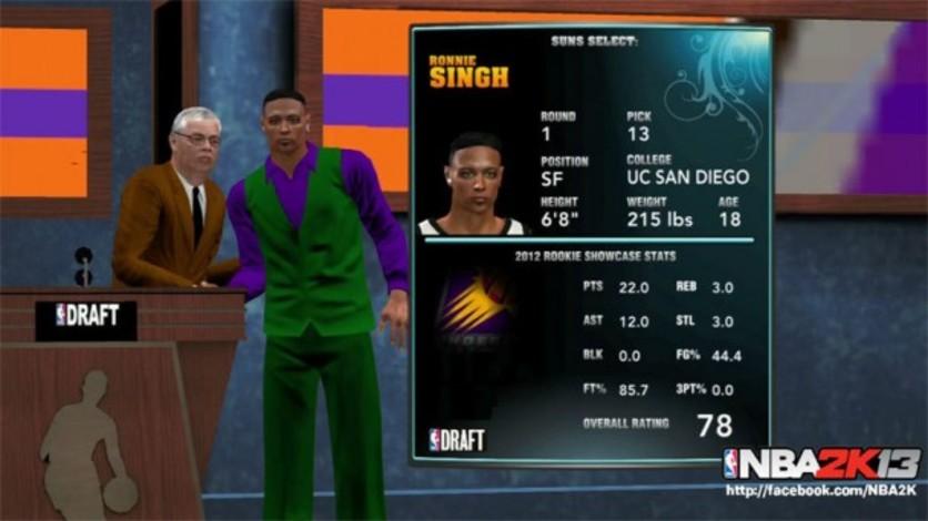 Screenshot 3 - NBA 2K13