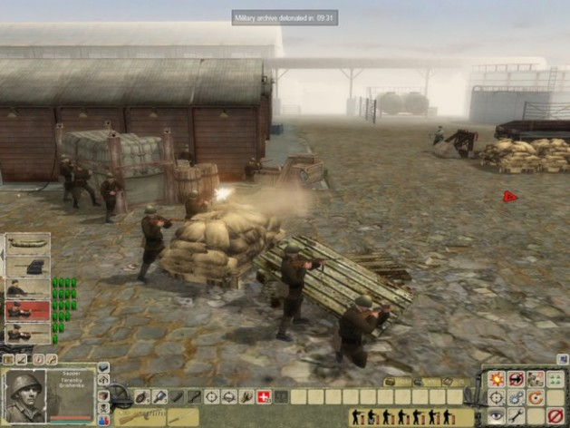 Screenshot 7 - Men of War Red Tide