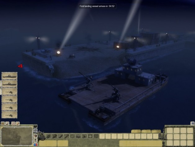Screenshot 5 - Men of War Red Tide