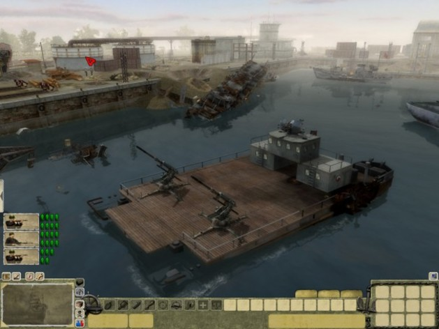 Screenshot 9 - Men of War Red Tide