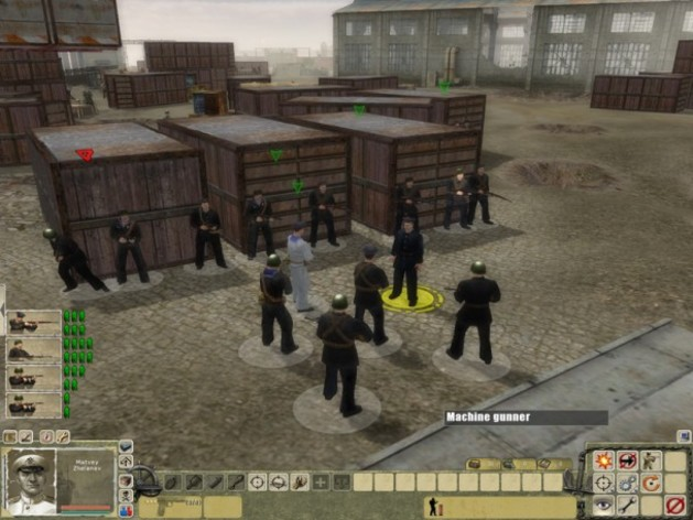 Screenshot 8 - Men of War Red Tide
