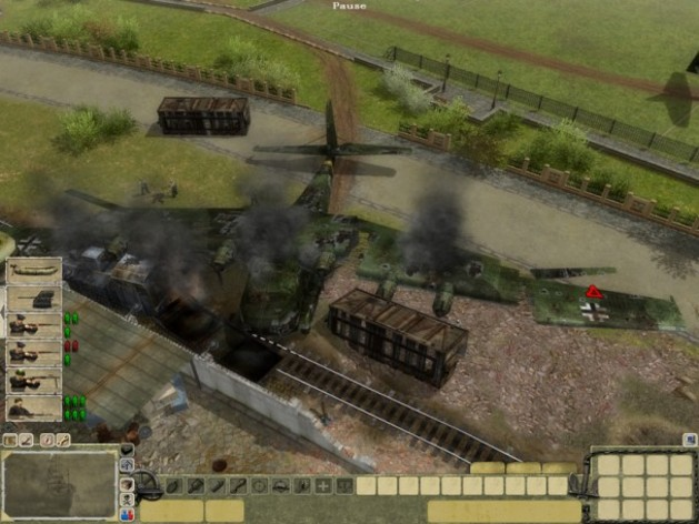 Screenshot 6 - Men of War Red Tide