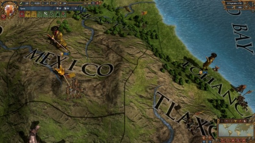 Screenshot 2 - Europa Universalis IV: Conquistadors Unit Pack