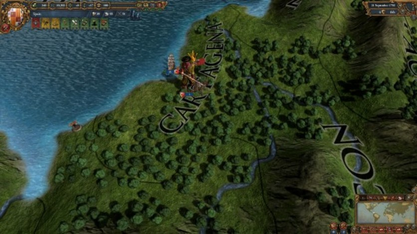 Screenshot 5 - Europa Universalis IV: Conquistadors Unit Pack
