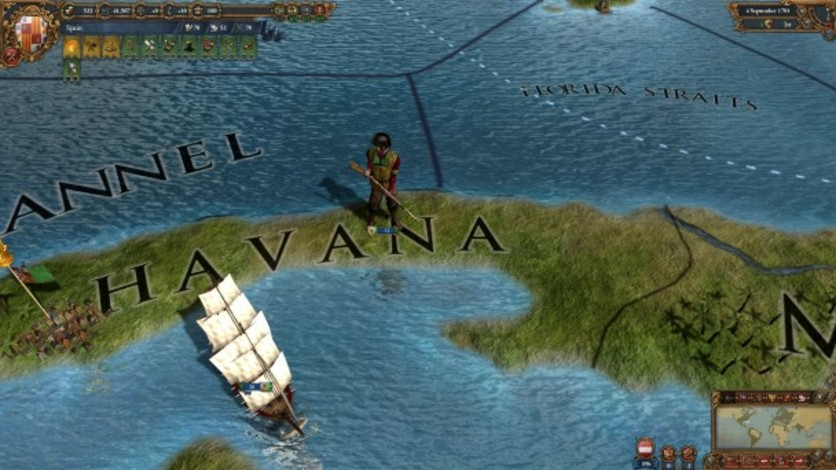 Screenshot 4 - Europa Universalis IV: Conquistadors Unit Pack