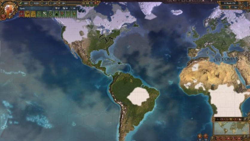 Screenshot 7 - Europa Universalis IV: Conquistadors Unit Pack