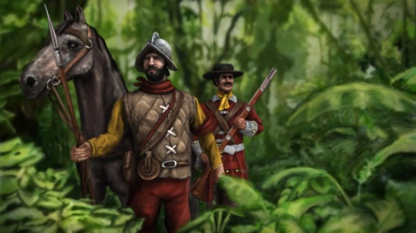 Screenshot 1 - Europa Universalis IV: Conquistadors Unit Pack