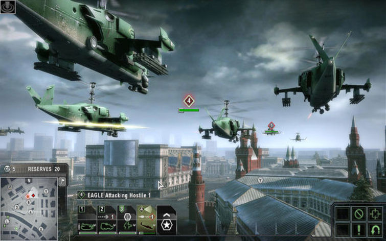 Screenshot 2 - Tom Clancy's EndWar