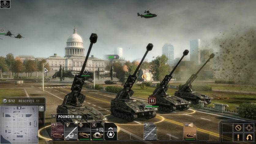 Screenshot 3 - Tom Clancy's EndWar